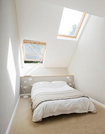 Contemporáneo Dormitorio by Alma-nac