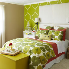 Contemporary Bedroom by Lowe's Home Improvement