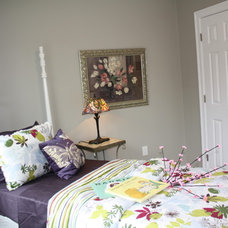 Traditional Bedroom by Interiors By Daryce