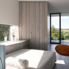 Modern Bedroom by Cooper Joseph Studio