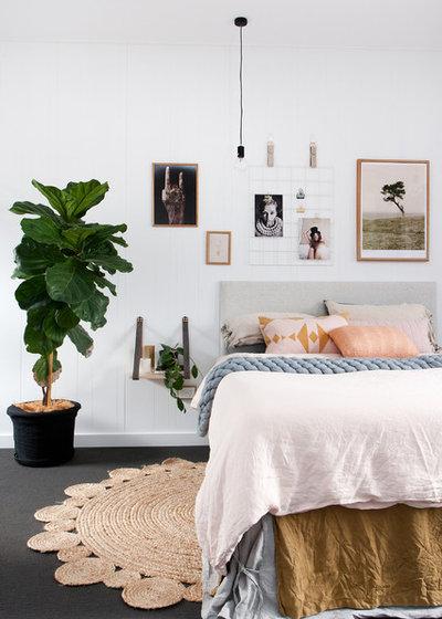 Scandinavian Bedroom by H and G Designs