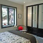 Family Loft Contemporary Bedroom Boston By