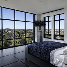 Contemporary Bedroom Smith Designs