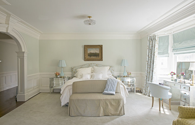 Traditional Bedroom by Country Club Homes