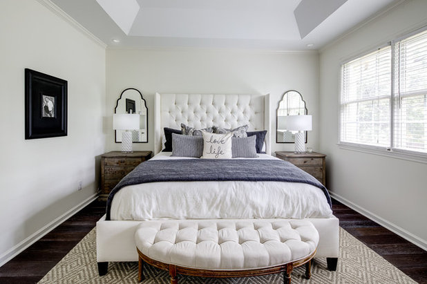 Traditional Bedroom by The Renovation Spot
