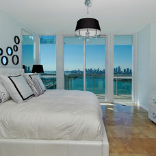 Contemporary Bedroom by SoBe Furniture