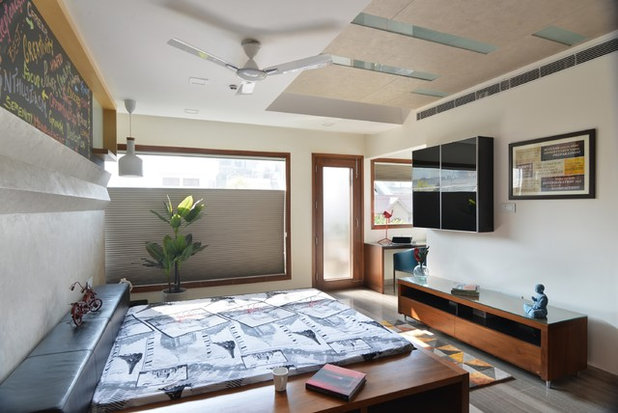 Contemporary Bedroom by SPACES ARCHITECTS@ka