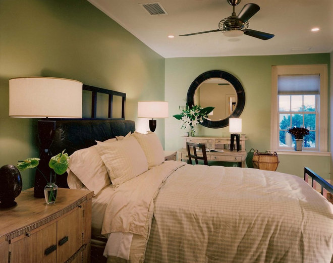 Contemporary Bedroom by Fowler Interiors