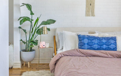New This Week: 3 Totally Chill Modern Boho Bedrooms