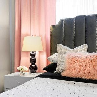 Soft & Feminine Bedroom Design