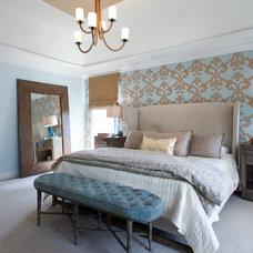 Beach Style Bedroom by Olamar Interiors