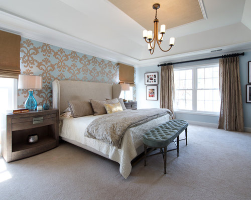Sophisticated Beach House Decor: Sophisticated Master Bedroom Ideas, Pictures, Remodel And