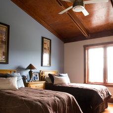 Modern Bedroom by studio26 homes