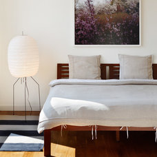Contemporary Bedroom by Magdalena Keck Interior Design