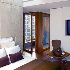 Modern Bedroom by Zakrzewski + Hyde Architects