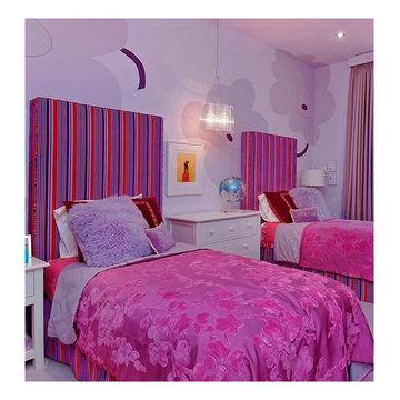Soho teen room