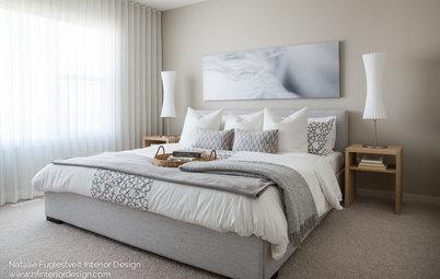 心安らぐインテリアで叶える、ぐっすり眠れる寝室