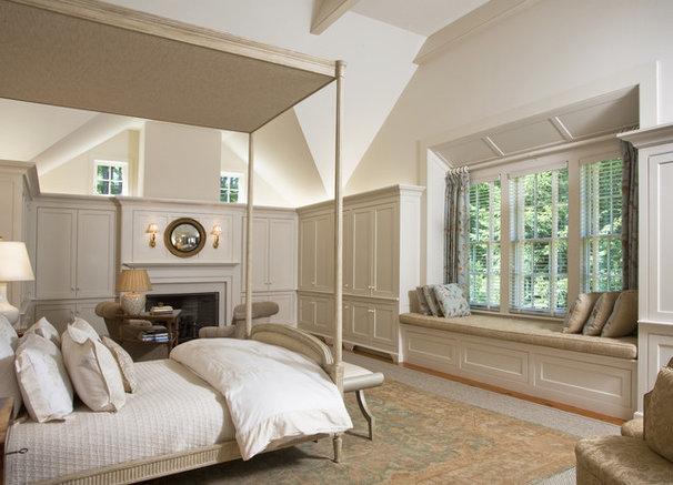 Traditional Bedroom by Jarrett Vaughan Builders, Inc.