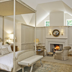 traditional bedroom by Jarrett Vaughan Builders, Inc.