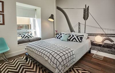 Guest Room Welcomes Visitors to San Francisco