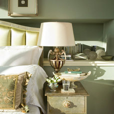 Contemporary Bedroom by Candace Barnes