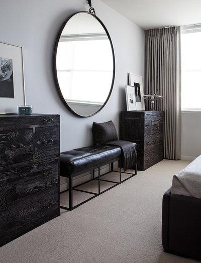 Contemporary Bedroom by SVK Interior Design