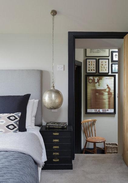 Farmhouse Bedroom by Inspired Design Ltd