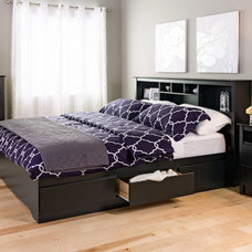 Contemporary Bedroom by Prepac Furniture