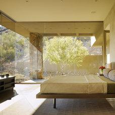 Modern Bedroom by David Michael Miller Associates