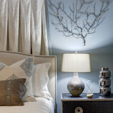 Contemporary Bedroom by Lugbill Designs