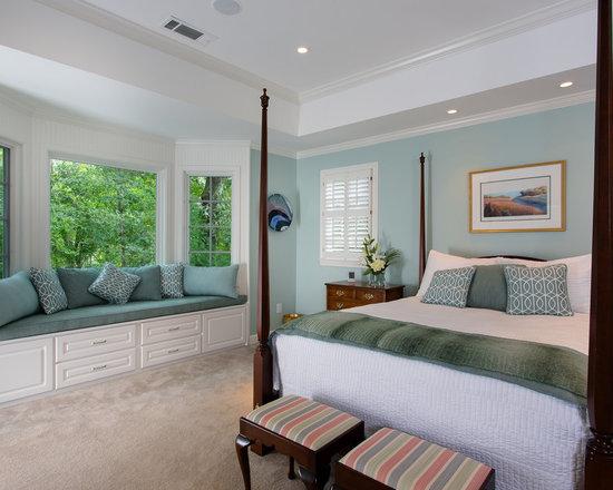 Bedroom Window Bench bay window bench | houzz