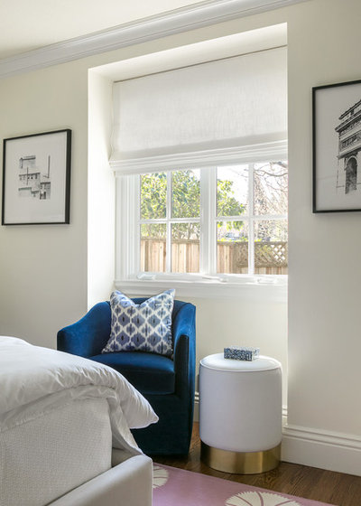 Transitional Bedroom by Price Style and Design