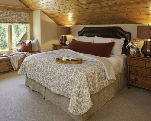 Attic Master Bedroom master bedroom in attic | houzz