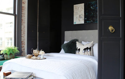 Get Ideas on How and Where to Tuck In a Murphy Bed