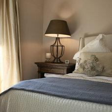 Traditional Bedroom by Julia Katrine Designs