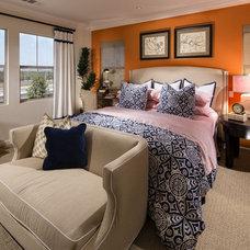 Modern Bedroom by Studio V Interior Design