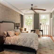 Traditional Bedroom by Renew Urban Charleston