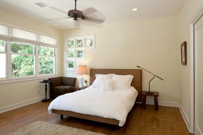 Eclectic Bedroom by Cravotta Interiors