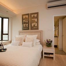 Contemporary Bedroom by GAIL ARLIDGE DESIGN LTD