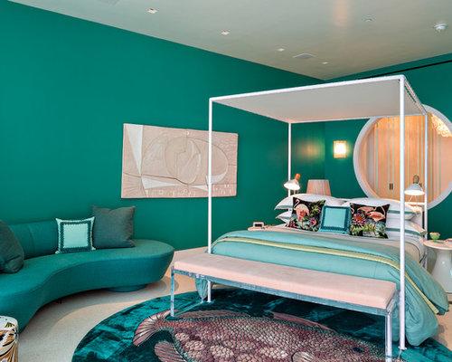 chambre bleu canard et blanche chambre mur bleu canard p os et id es d - Chambre Bleu Canard