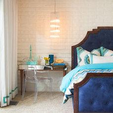 Modern Bedroom by Joel Dessaules Design