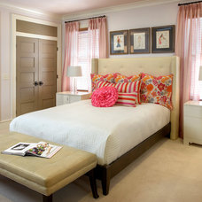 Contemporary Bedroom by Westend Interiors