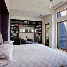 Modern Bedroom by Elevation Architects