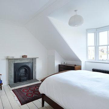 South Crown Street Refurbished bedroom