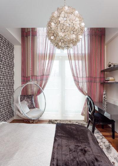 Современный Спальня by Touzet Studio