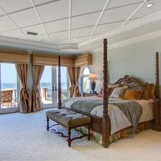 Mediterranean Bedroom by Las Casitas Architecture and Interiors, LLC