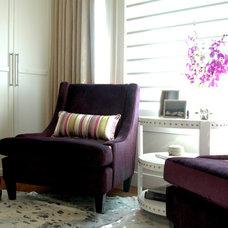 Contemporary Bedroom by Enviable Designs Inc.