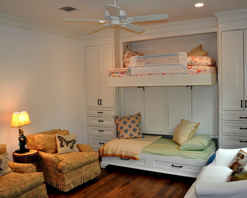 Folding Bunk Bed Design Ideas amp Remodel Pictures Houzz