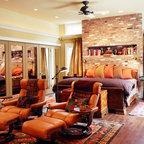 Edmond S Family Bedrooms Eclectic Bedroom Chicago