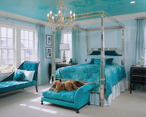 Glamorous Bedroom | Houzz